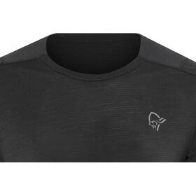 Norrøna Skibotn Wool Equaliser T-Shirt Men Caviar